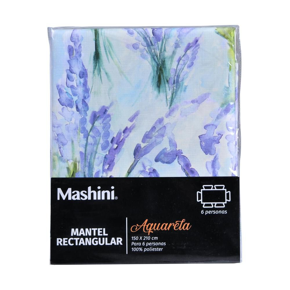 Mantel Mashini Bluebel image number 2.0