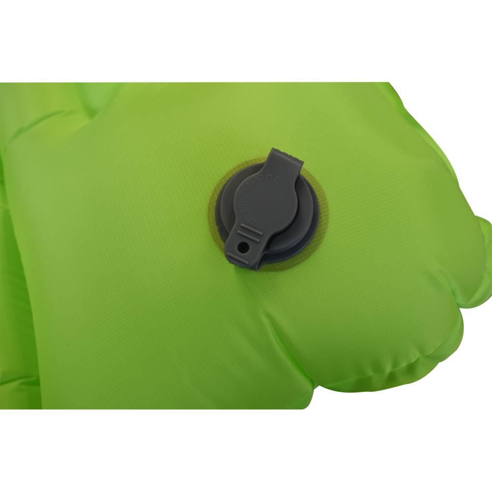 Colchoneta Ultralight Pro Verde Fluor National Geographic image number 2.0