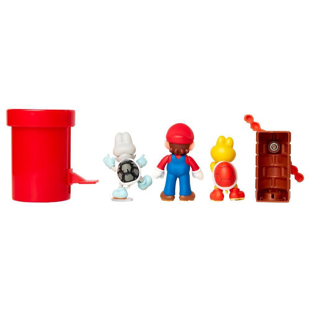Figura Coleccionable Nintendo Playset Diorama Calabozos image number 3.0