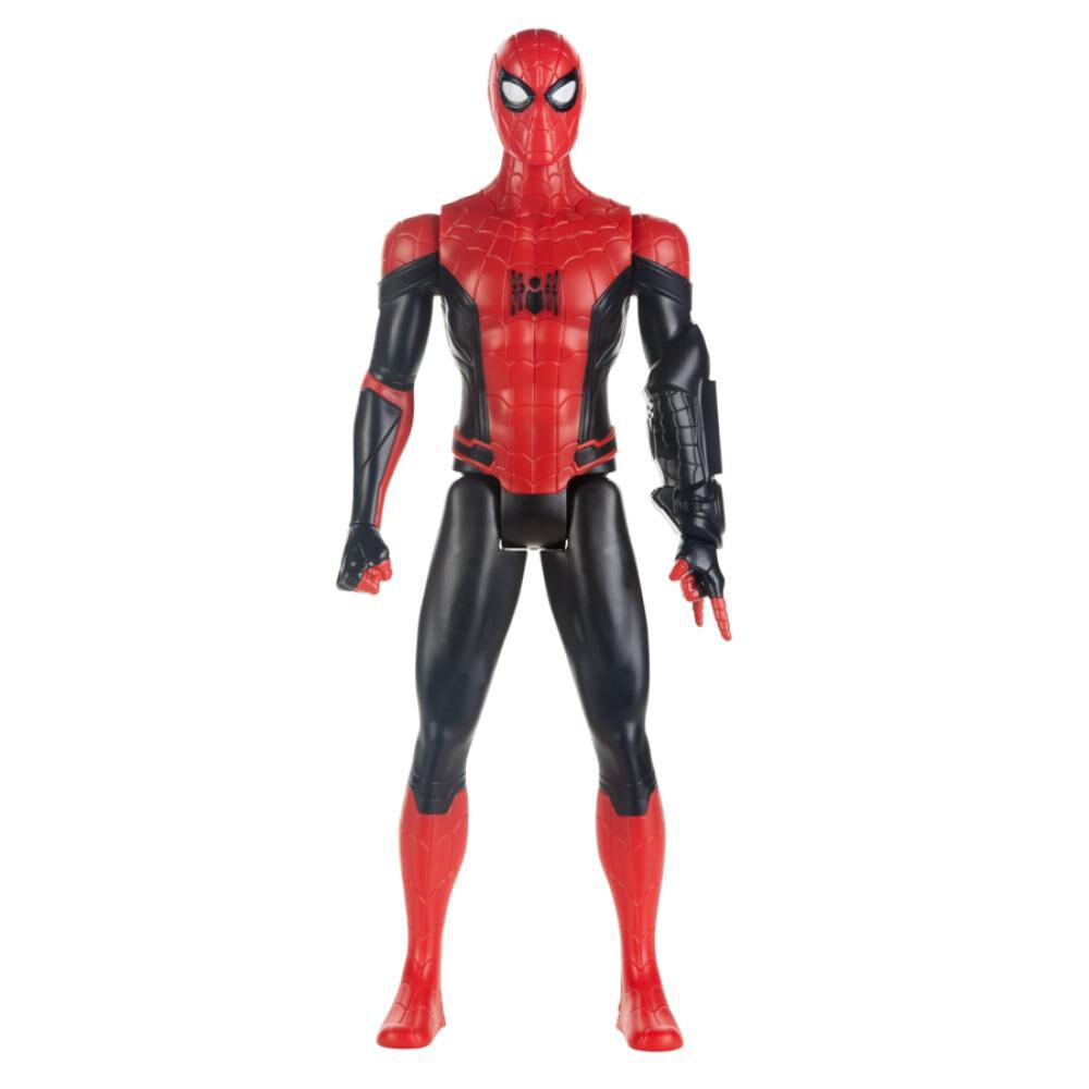 Figuras De Accion Spiderman Spd Ffh Titan Hero Suit Spider-Man image number 0.0