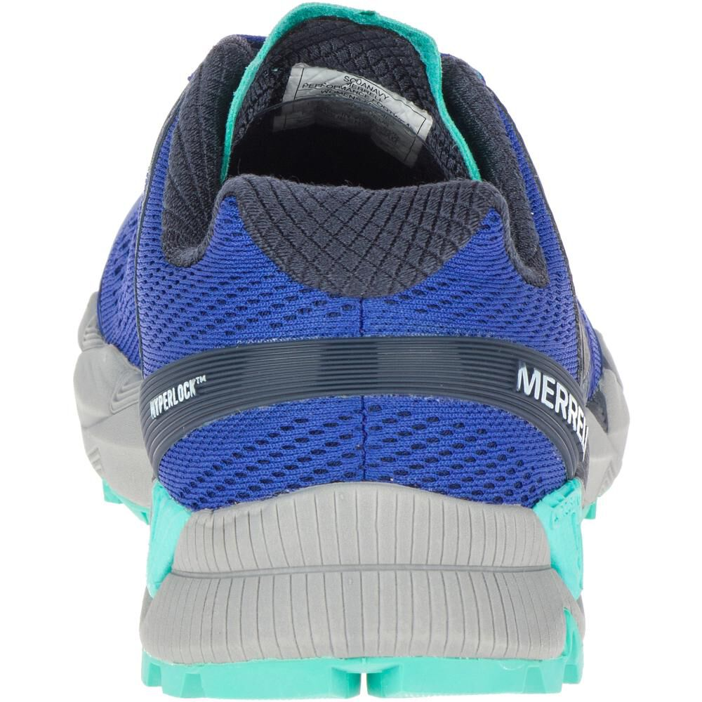 Zapatilla Outdoor Mujer Merrell image number 2.0