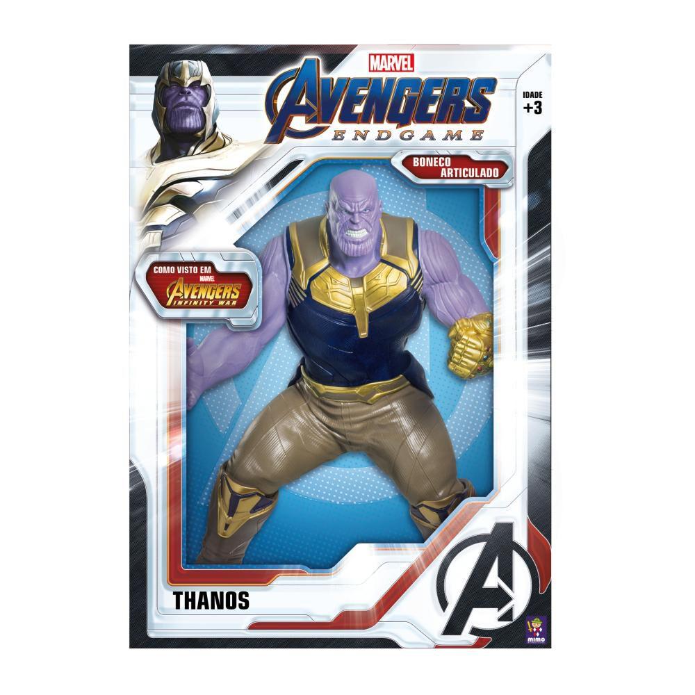 Figura De Acción Avenger Thanos End Game image number 0.0