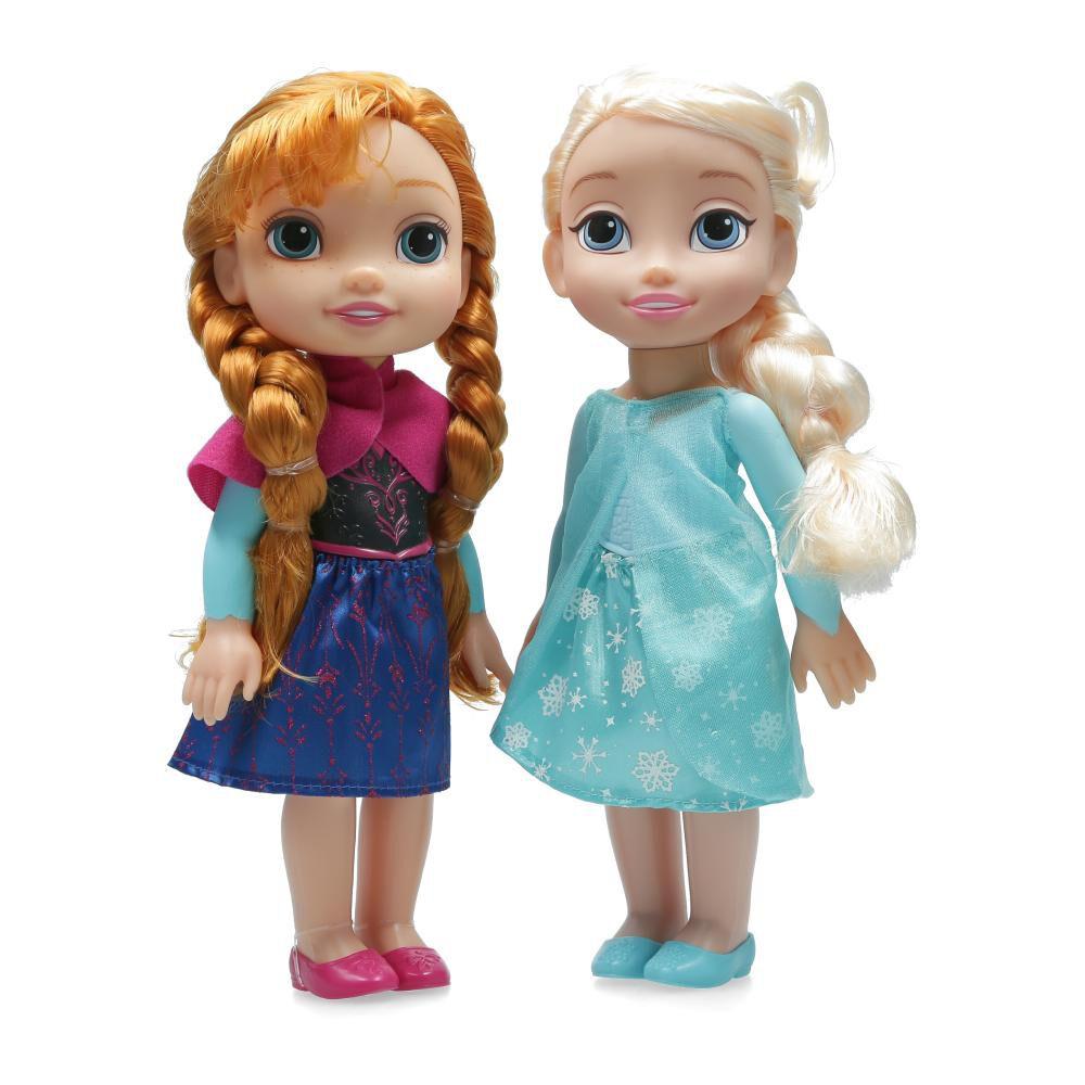 Muñeca Slimy Toddler Frozen Pack image number 1.0