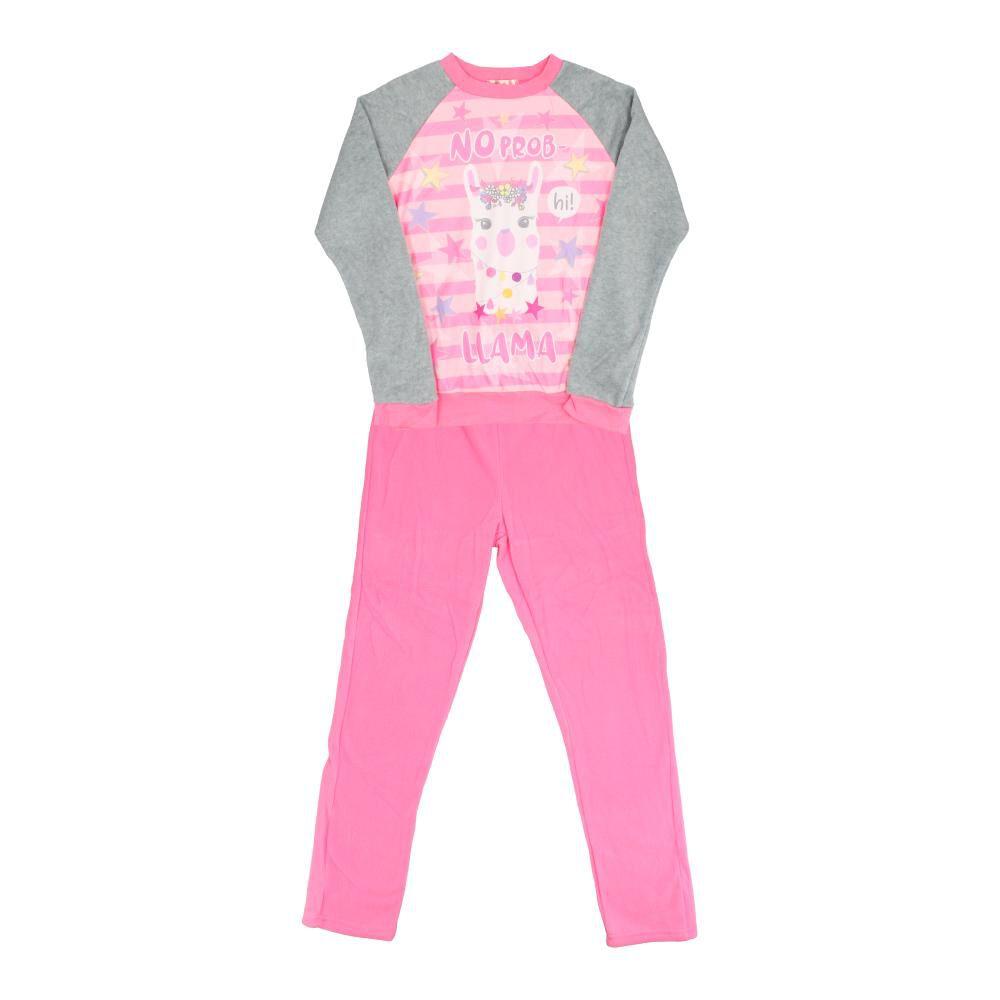 Pijama Niña Topsis 2 Piezas image number 1.0