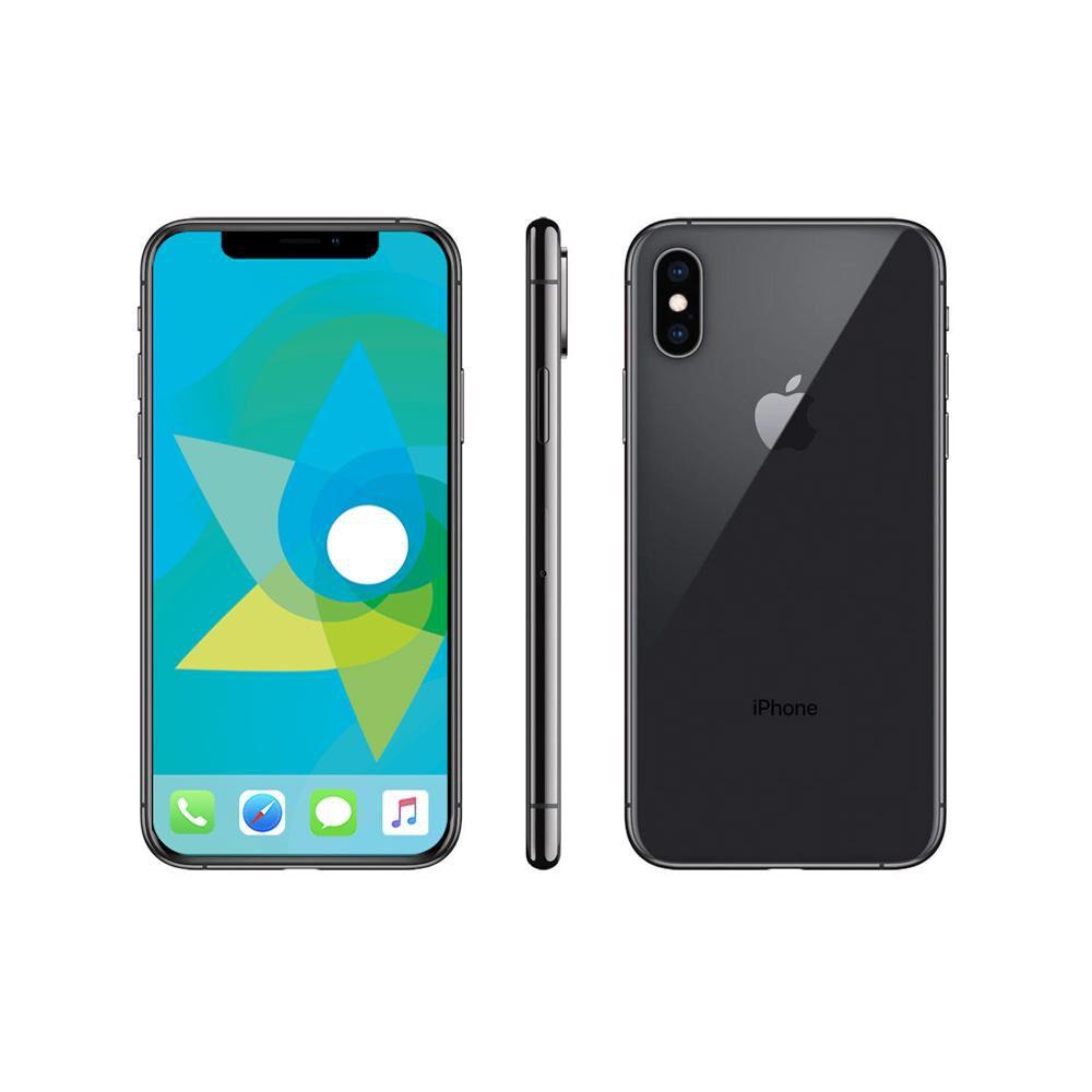 Smartphone Apple Iphone Xs Max Reacondicionado Gris / 256 Gb / Liberado image number 0.0