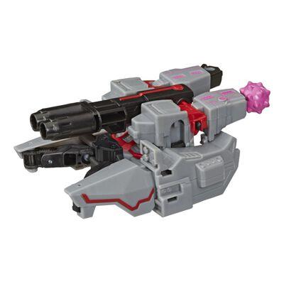 Figura De Accion Transformers Cyberverse Warrior Megatron
