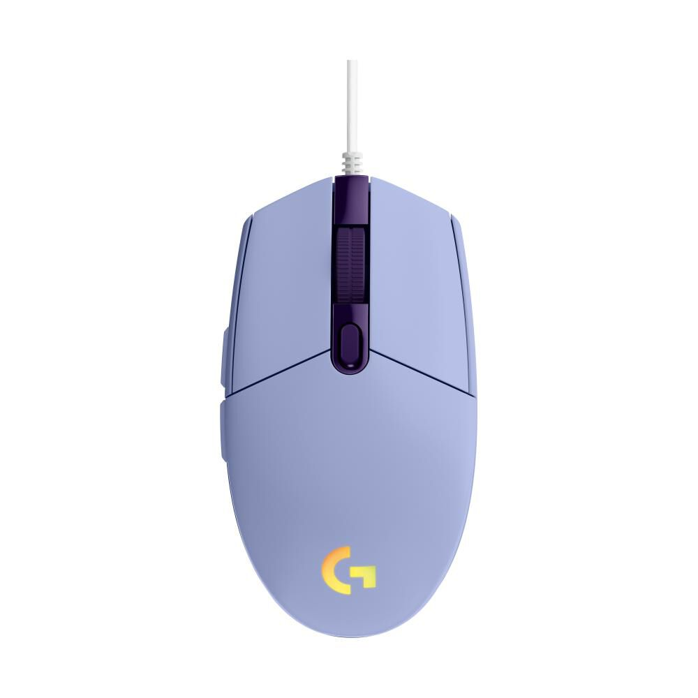 Mouse Gamer Logitech G203 Lilac image number 0.0