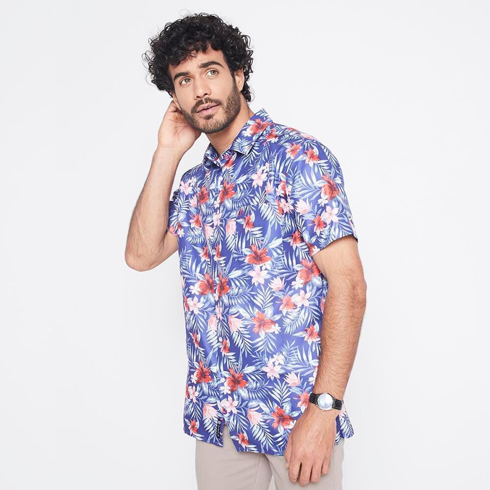 Camisa   Hombre Herald image number 0.0
