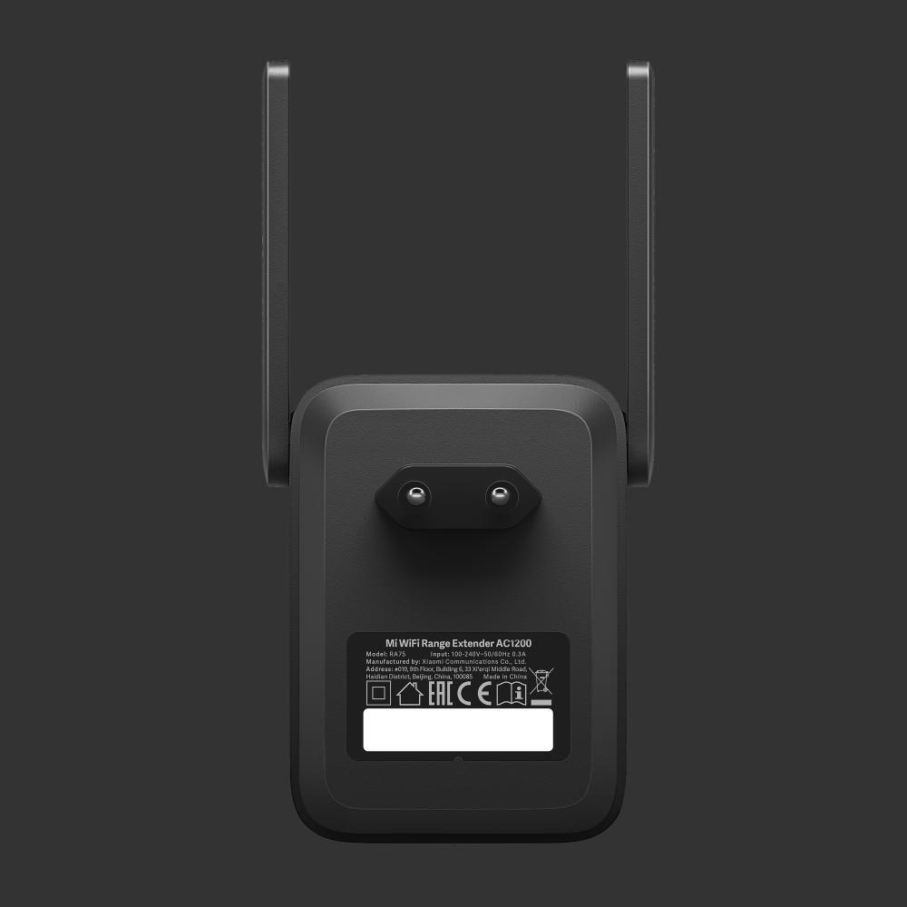 Mi Wifi Range Extender Ac1200 Xiaomi Ra75 image number 1.0