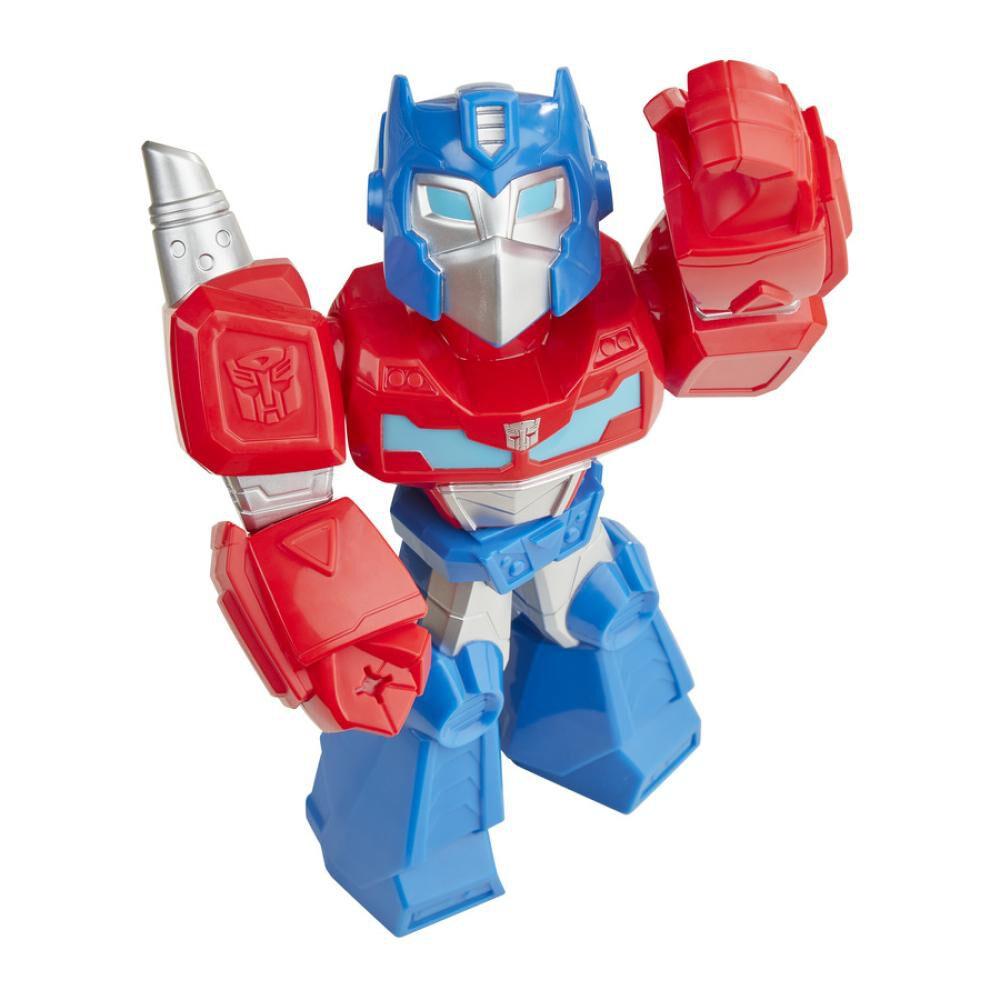 Figura De Accion Transformers Mega Mighties Optimus Prime image number 0.0