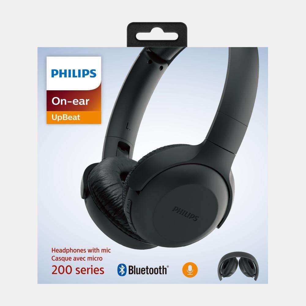 Audífonos Bluetooth Philips Tauh202bk image number 4.0
