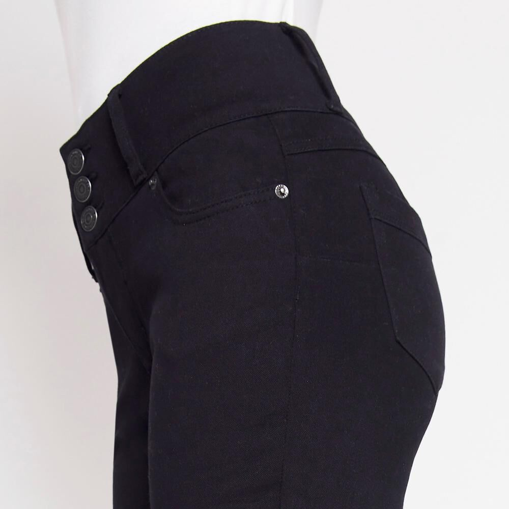Jeans Mujer Tiro Alto Push Up Geeps image number 4.0