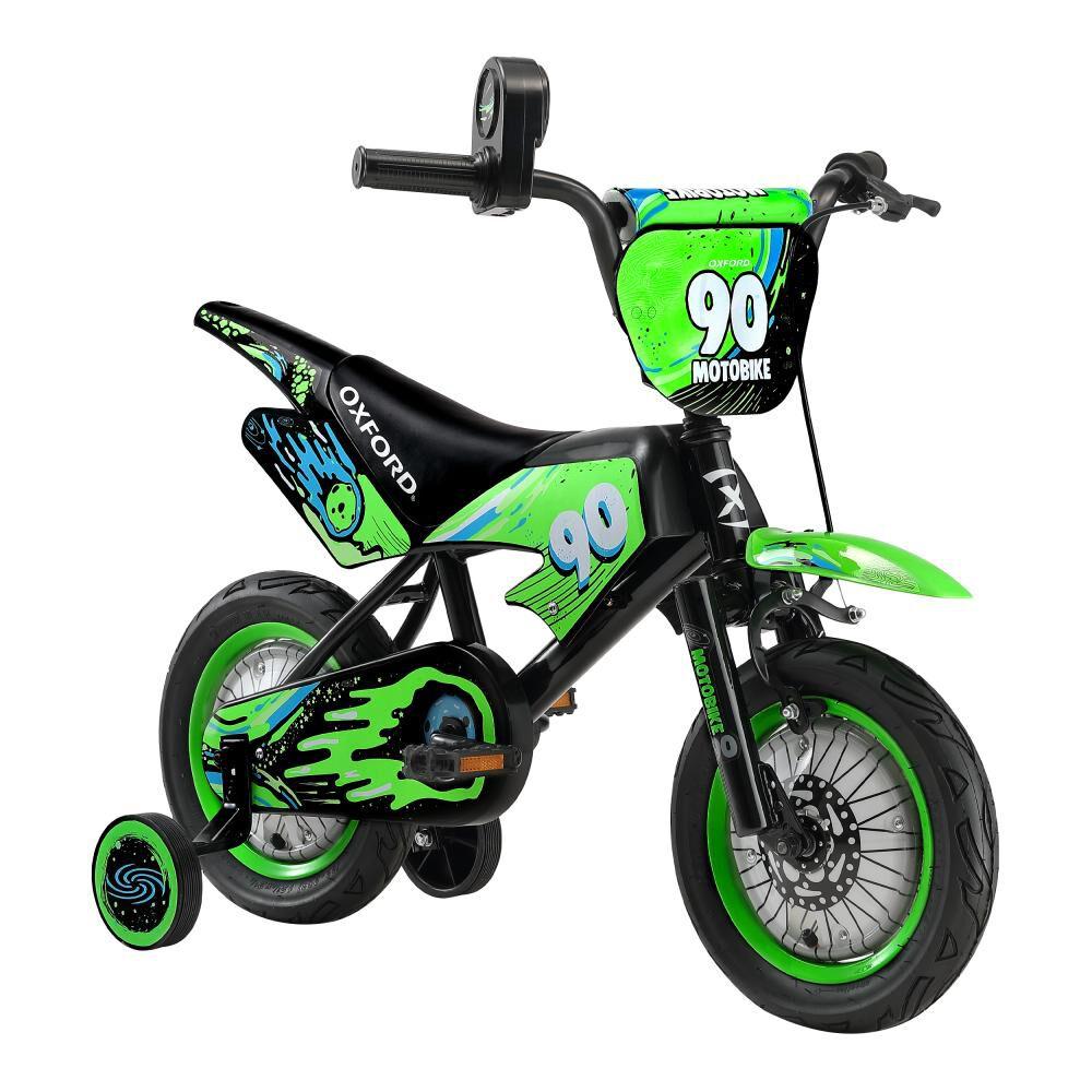 Bicicleta Infantil Oxford Motobike / Aro 12 image number 1.0