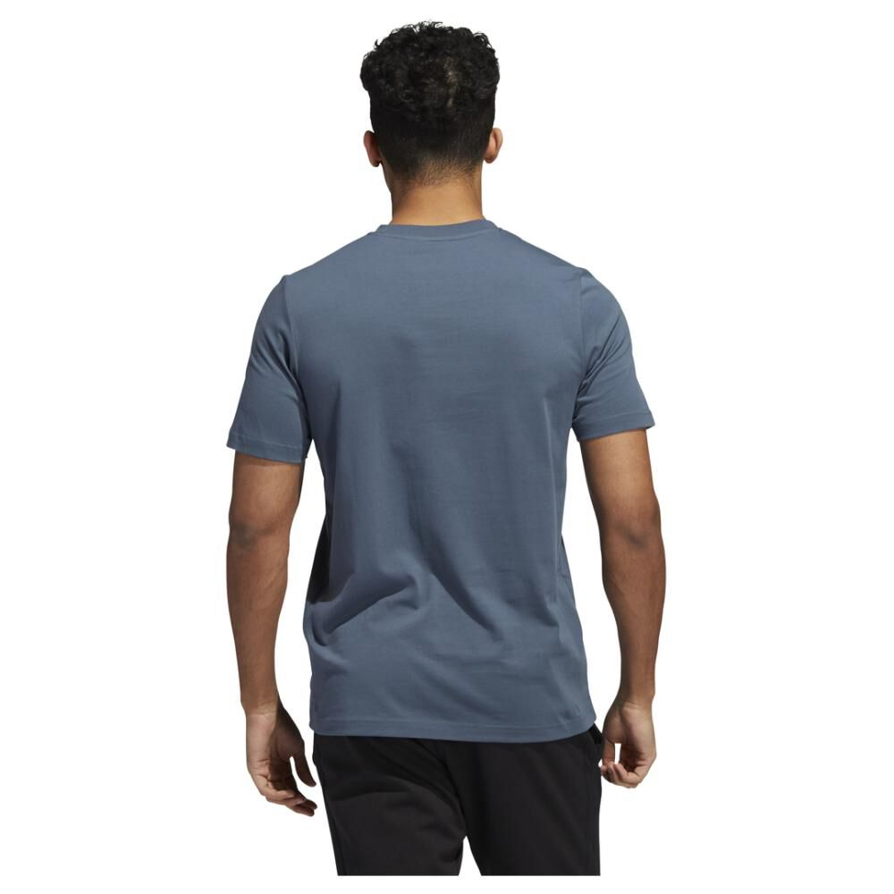 Polera Hombre Adidas Bos Icons image number 3.0
