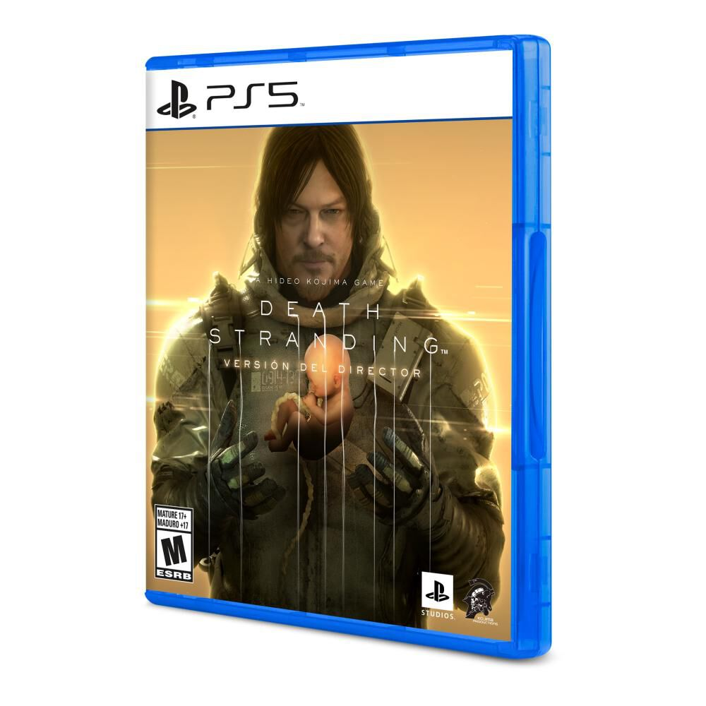 Juego Playstation 5 Sony Death Standing Directors Cut image number 1.0