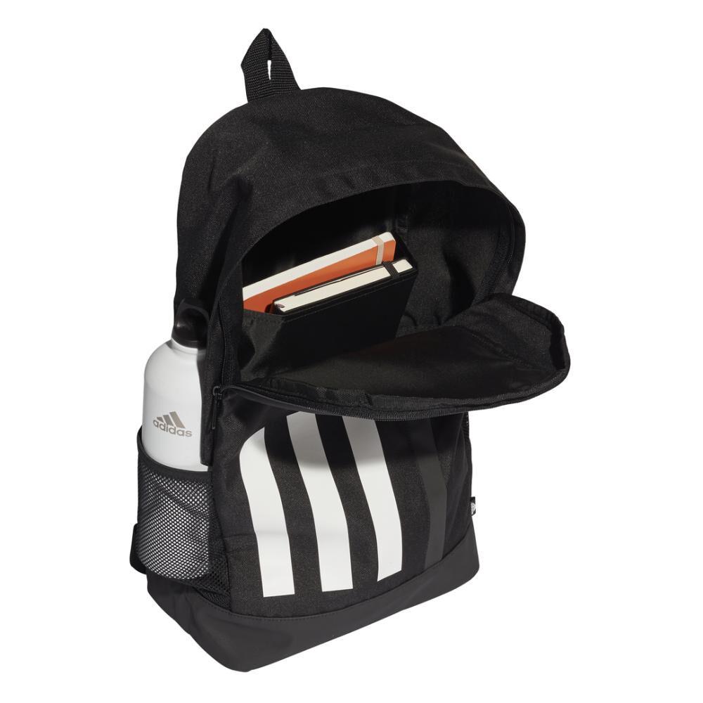 Mochila Unisex Adidas Essentials 3-stripes Backpack image number 3.0