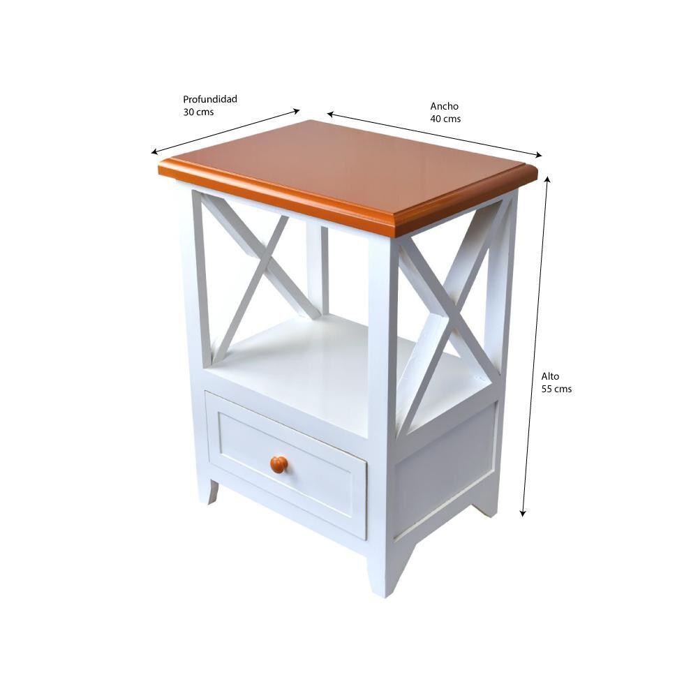 Velador Britbox Oak image number 5.0