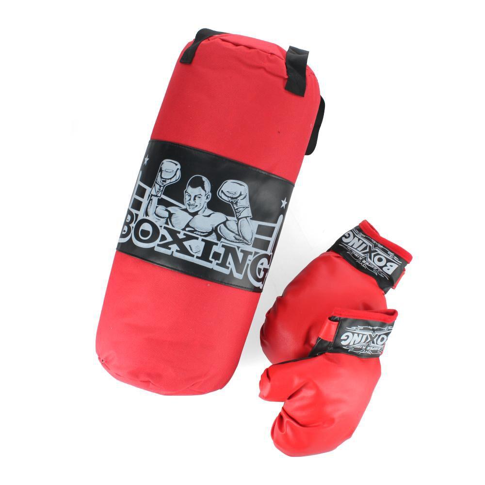 Set De Boxeo Hitoys King Sports image number 0.0
