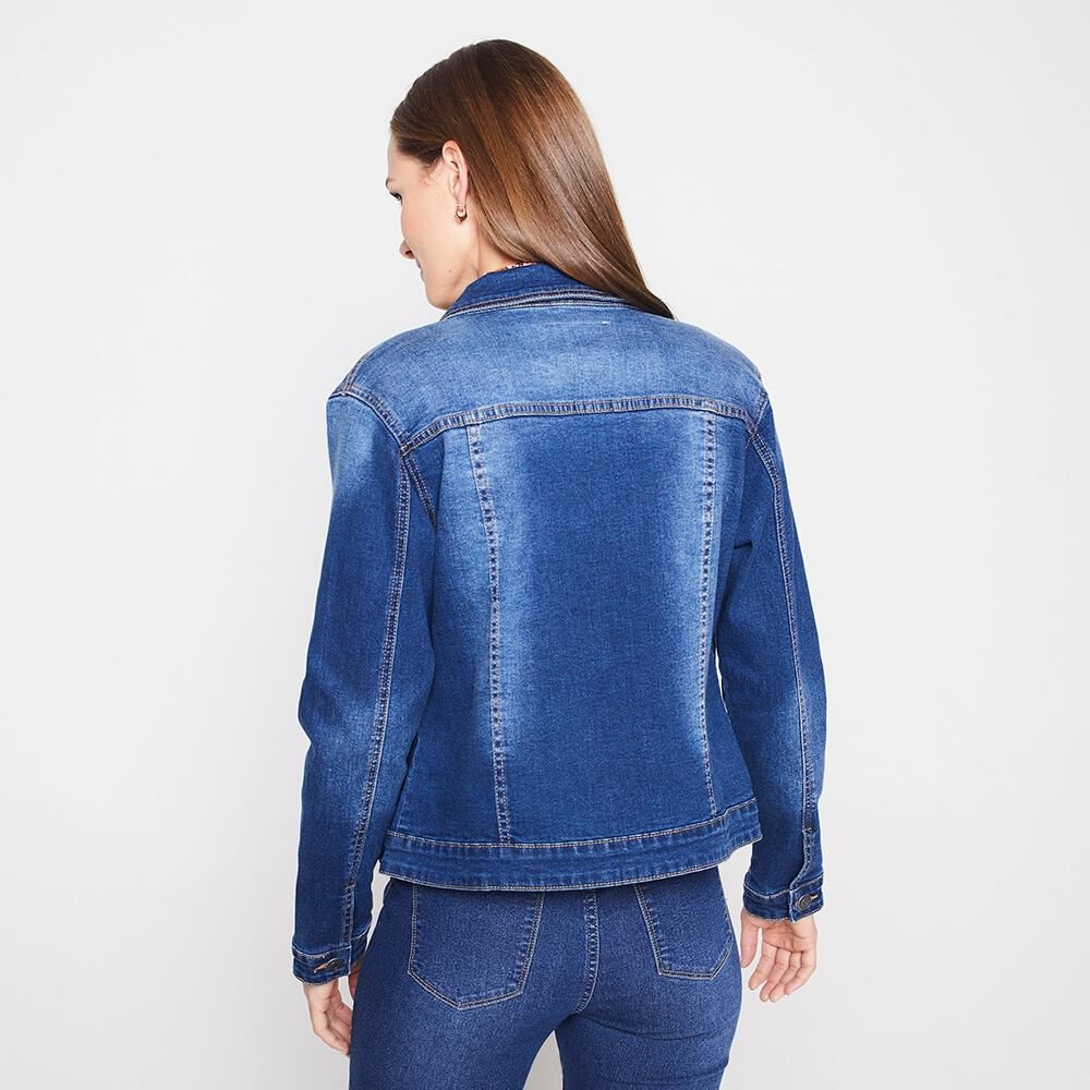 Chaqueta Mujer Geeps image number 2.0