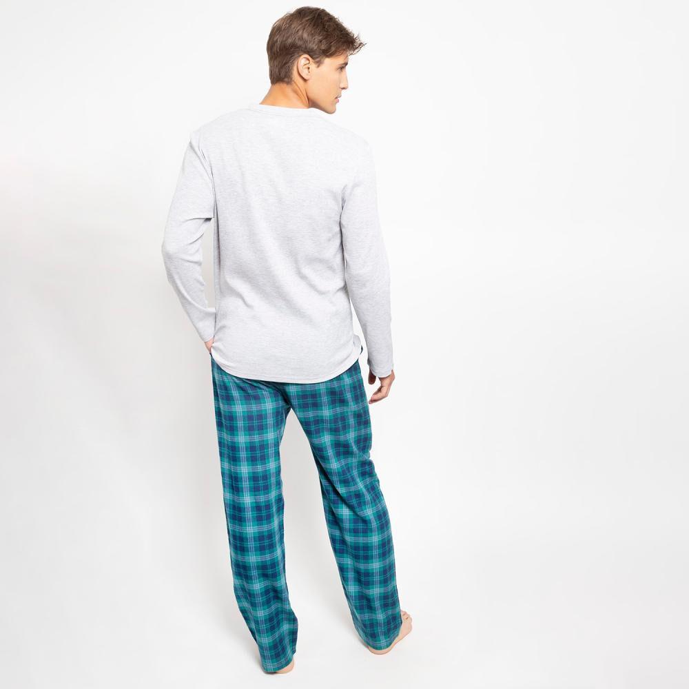 Pijama Palmers 82204 image number 1.0