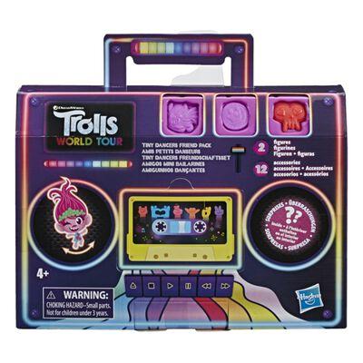 Set Dreamworks Trolls World Tour Amigos Mini Bailarines