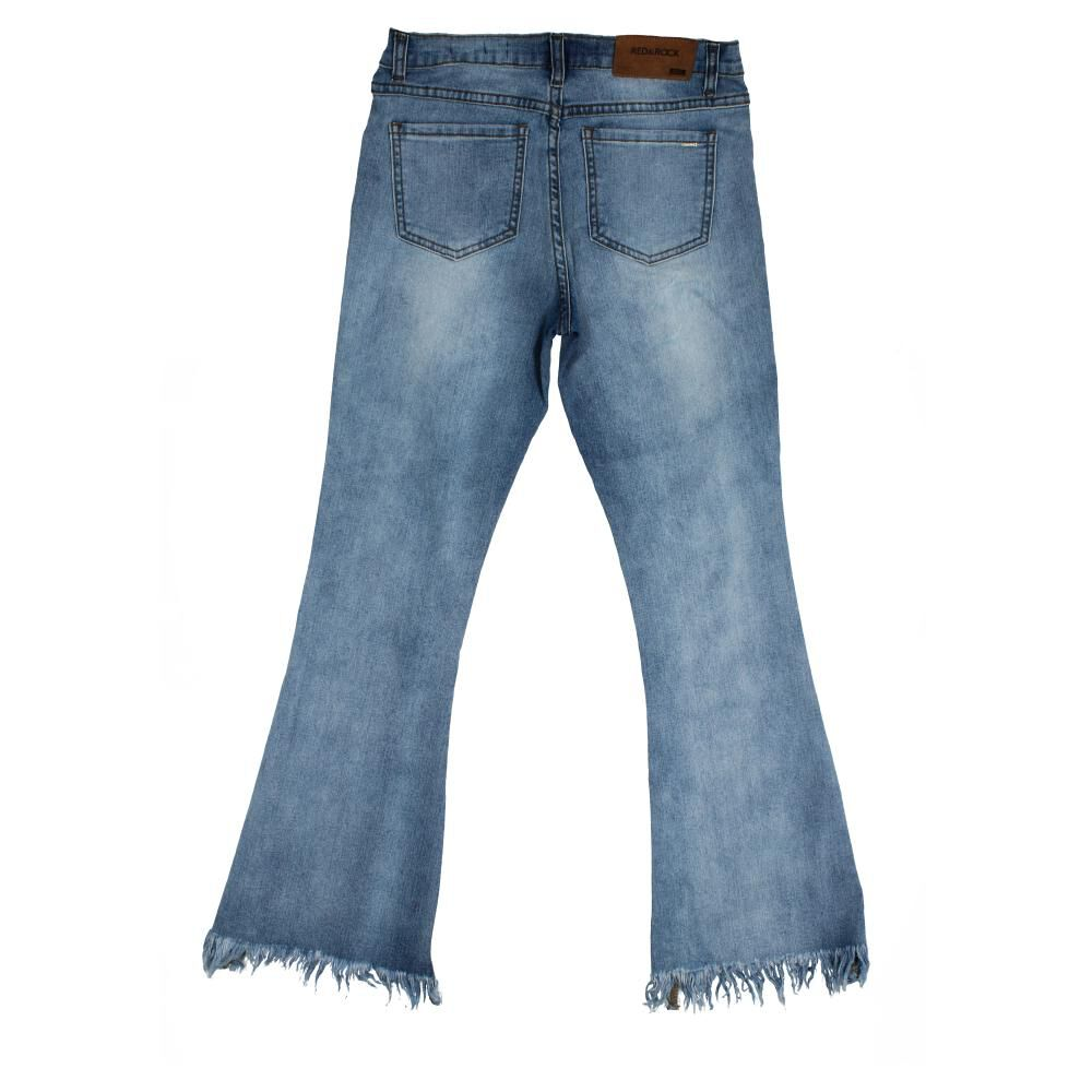 Jeans Niña Teen Red Rock image number 1.0