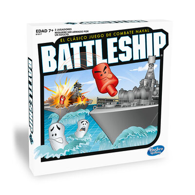 Juego Hasbro Gaming Battleship