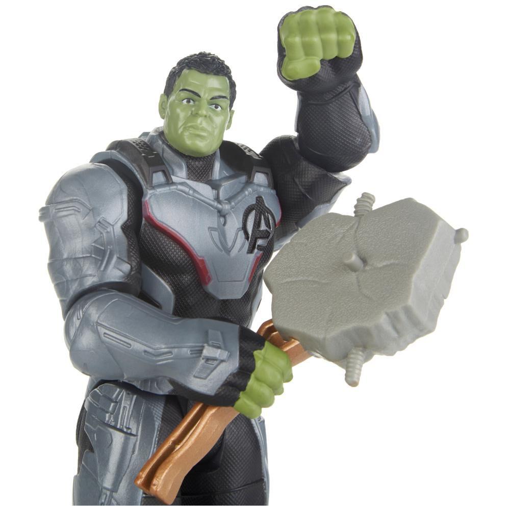 Figura De Acción Avenger Team Suit image number 2.0