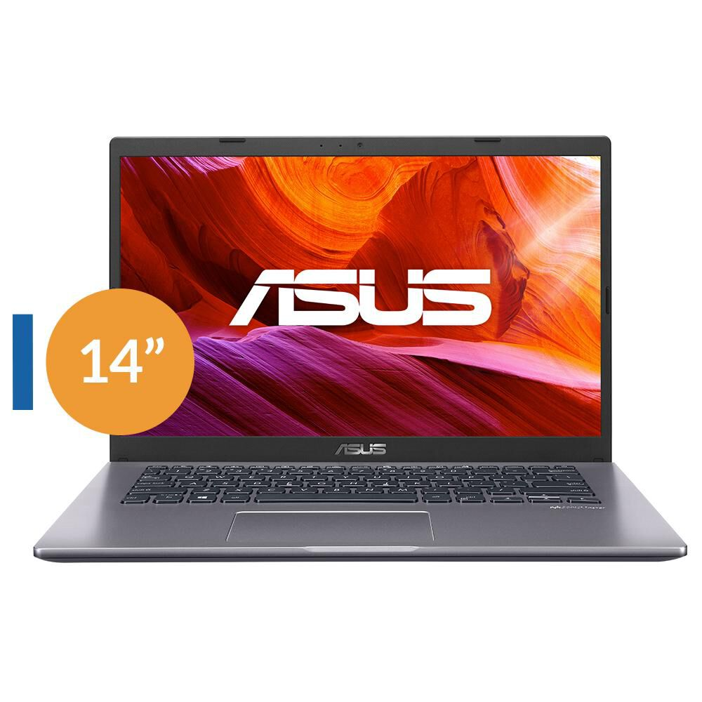 "Notebook Asus M409DA / AMD Ryzen 3 / 4 GB RAM / AMD Radeon R3 Graphics / 256 GB / 14"" image number 0.0"