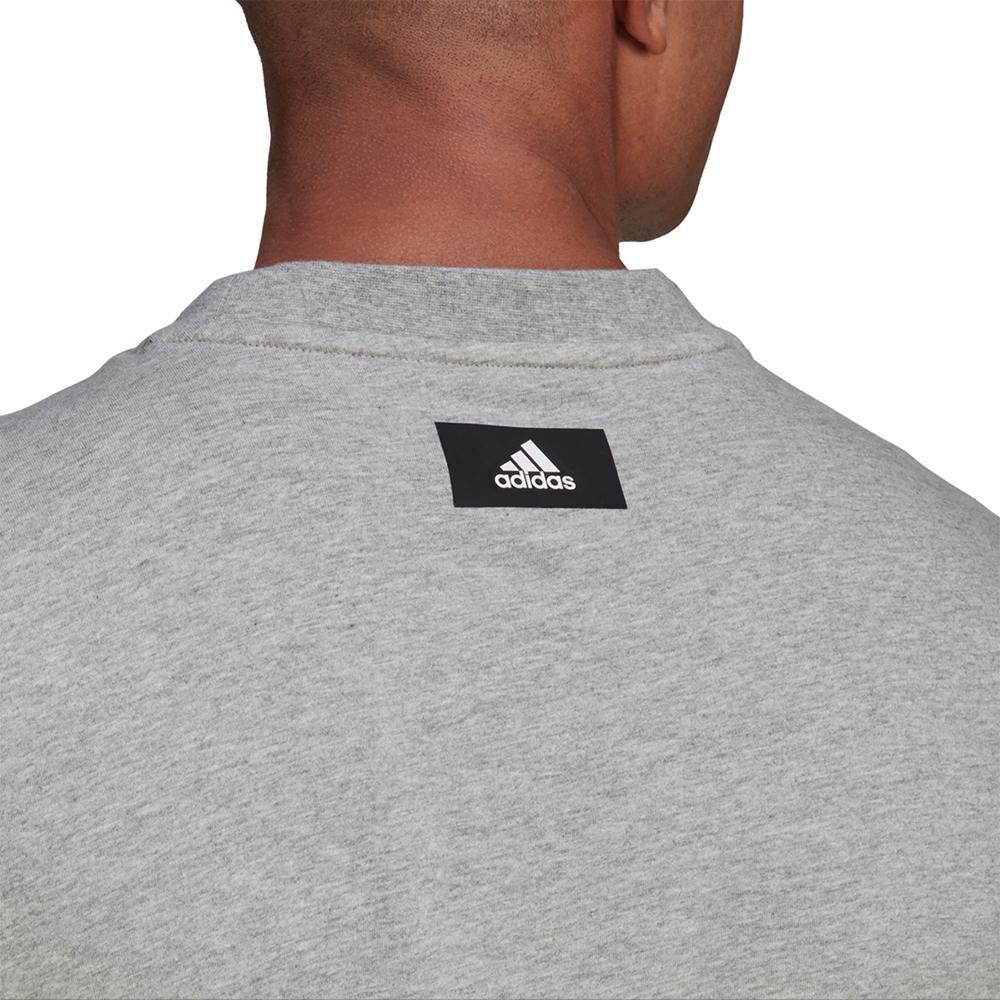 Polera Hombre Adidas M Fi Tee Bos A image number 4.0