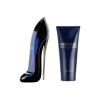 Perfume Good Girl Carolina Herrera / 50 Ml / Edp + Body Lotion.