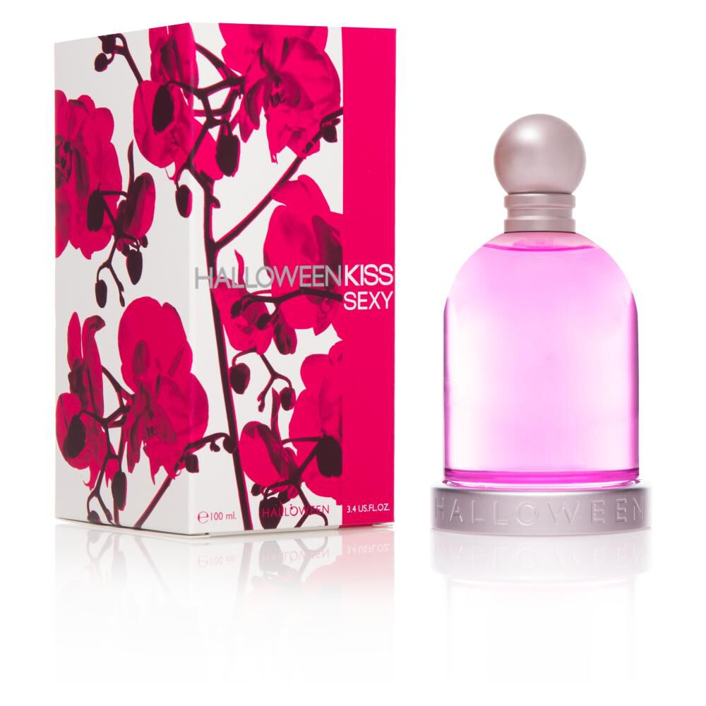 Perfume Mujer Kiss Sexy Halloween / 100ml / Eau De Toilette image number 0.0