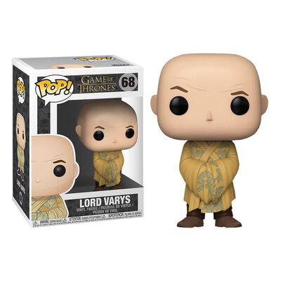 Figura De Acción Funko Pop Tv Got S9 Lord Varys