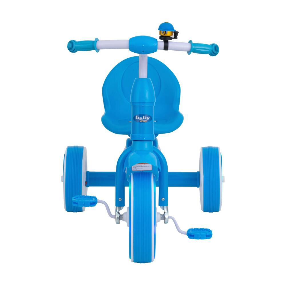 Triciclo Baby Way Bw-504B20 image number 4.0
