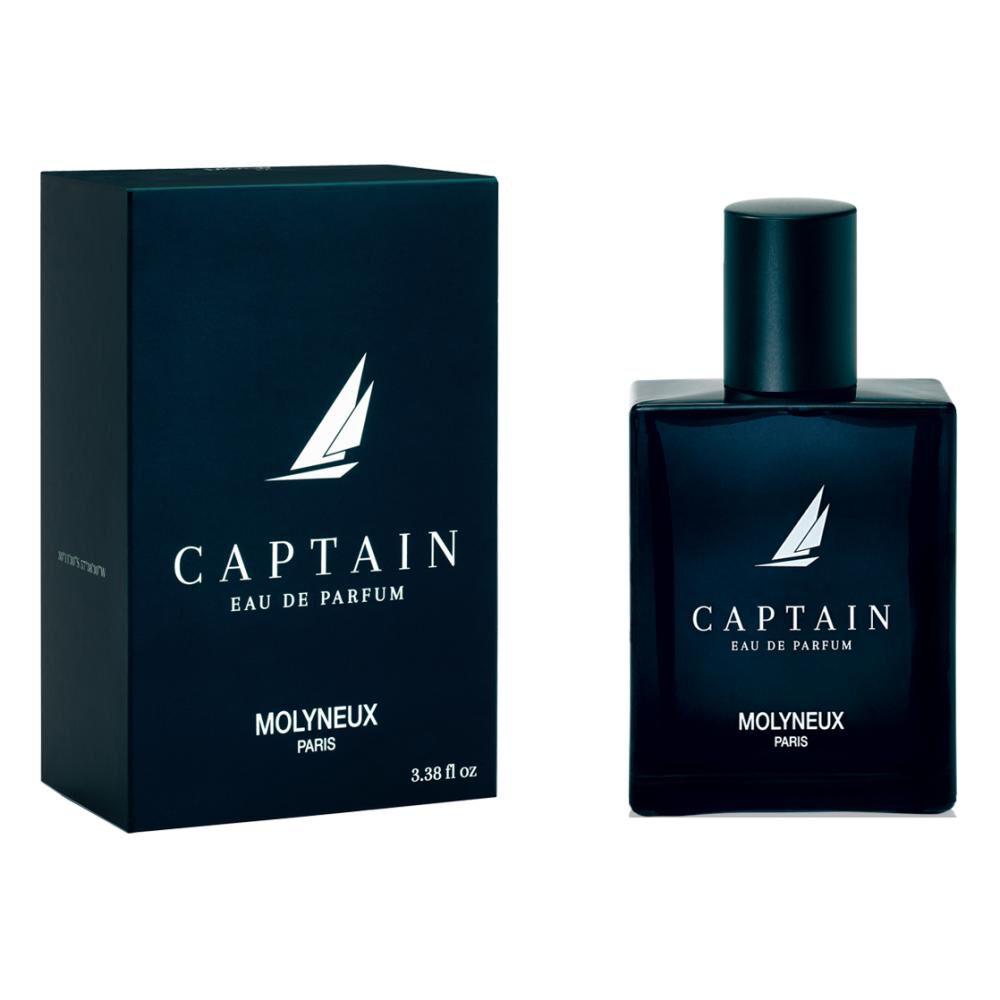 Perfume Molyneux Captain / Edp / 30ml / Edicion Limitada image number 0.0