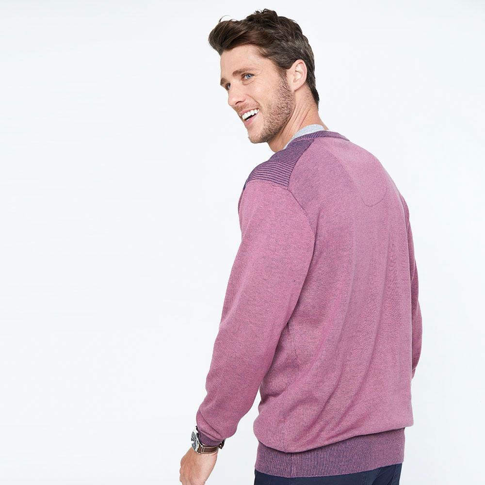Sweater Ml Az Black Azswtongua image number 2.0