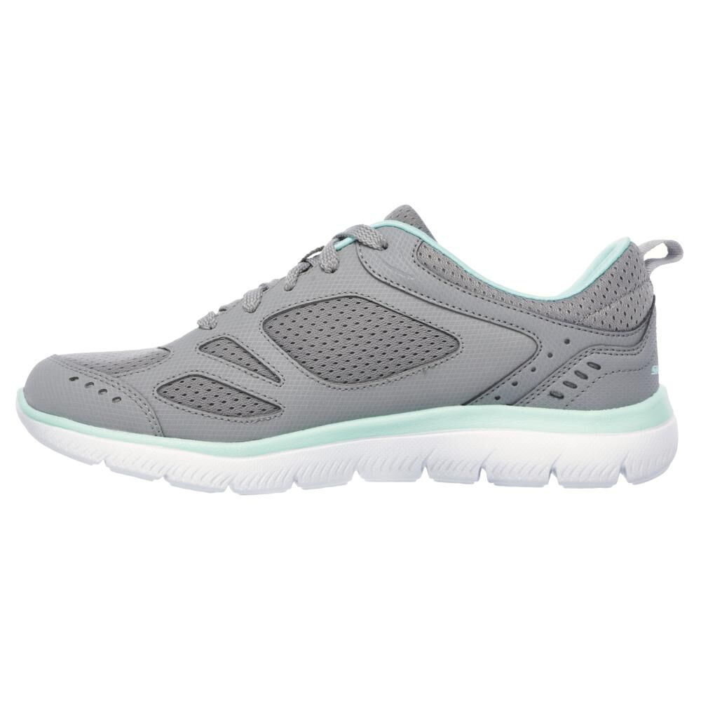 Zapatilla Running Mujer Skechers Summits-suited image number 2.0