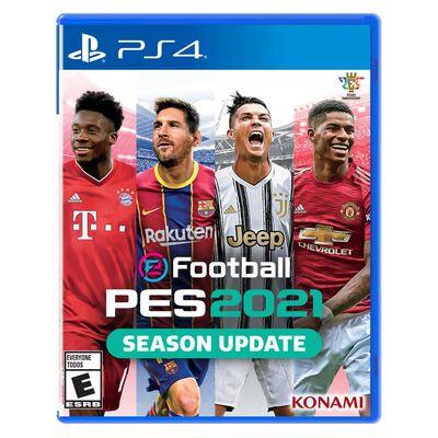 Juego PS4 Pes 2021 Season Update
