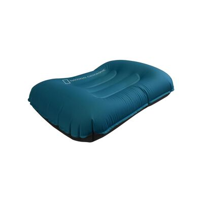 Almohada Full Compact Verde Lago National Geographic