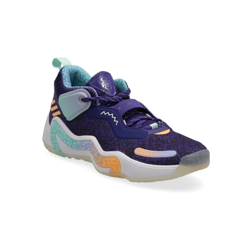 Zapatilla Basketball Unisex Adidas D.o.n. Issue 3 image number 0.0