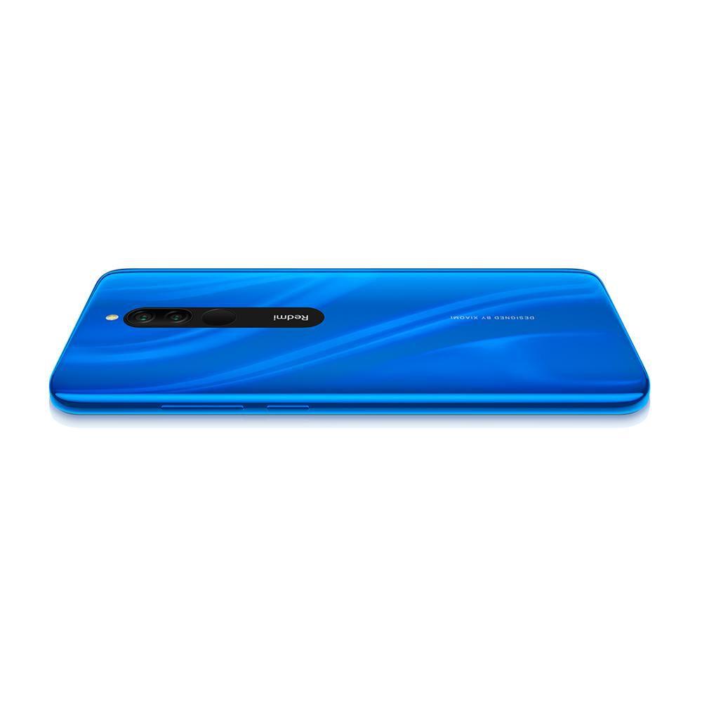 Smartphone Xiaomi Redmi 8  Sapphire Blue  /  32 Gb   /  Liberado image number 5.0