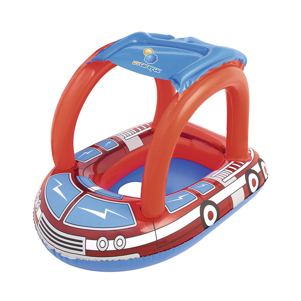 Bote Inflable Bestway Bomberos image number 0.0