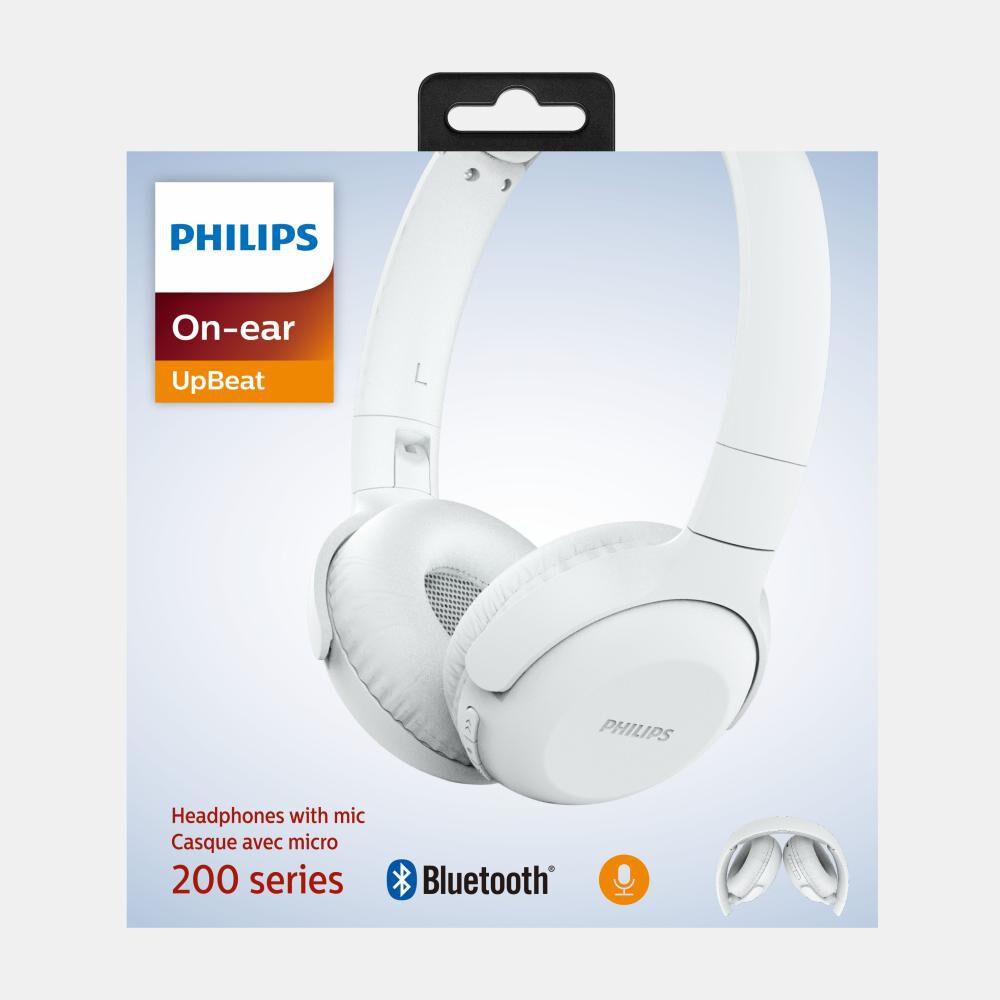 Audífonos Bluetooth Philips Tauh202wt image number 4.0