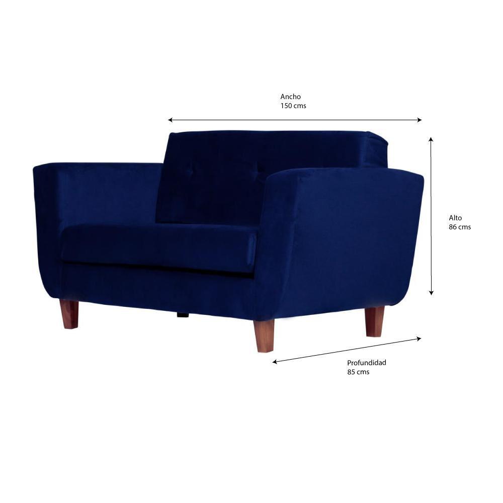 Sofa Casaideal Agora / 2 Cuerpos image number 3.0