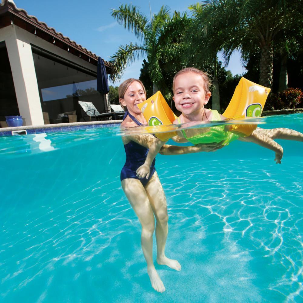 Alitas Inflables Bestway Swim Safe image number 2.0
