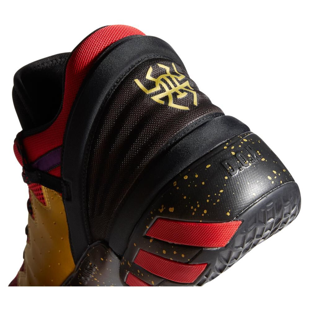 Zapatilla Basketball Hombre Adidas D.o.n. Issue #2 image number 3.0