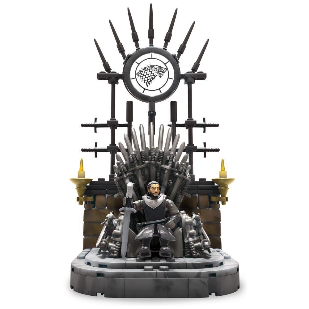 Juguete Interactivo Game Of Thrones Trono De Hierro, 260 Bloques image number 1.0