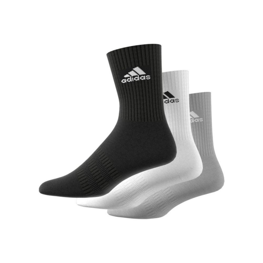 Calcetines Unisex Adidas / Pack 3 image number 6.0