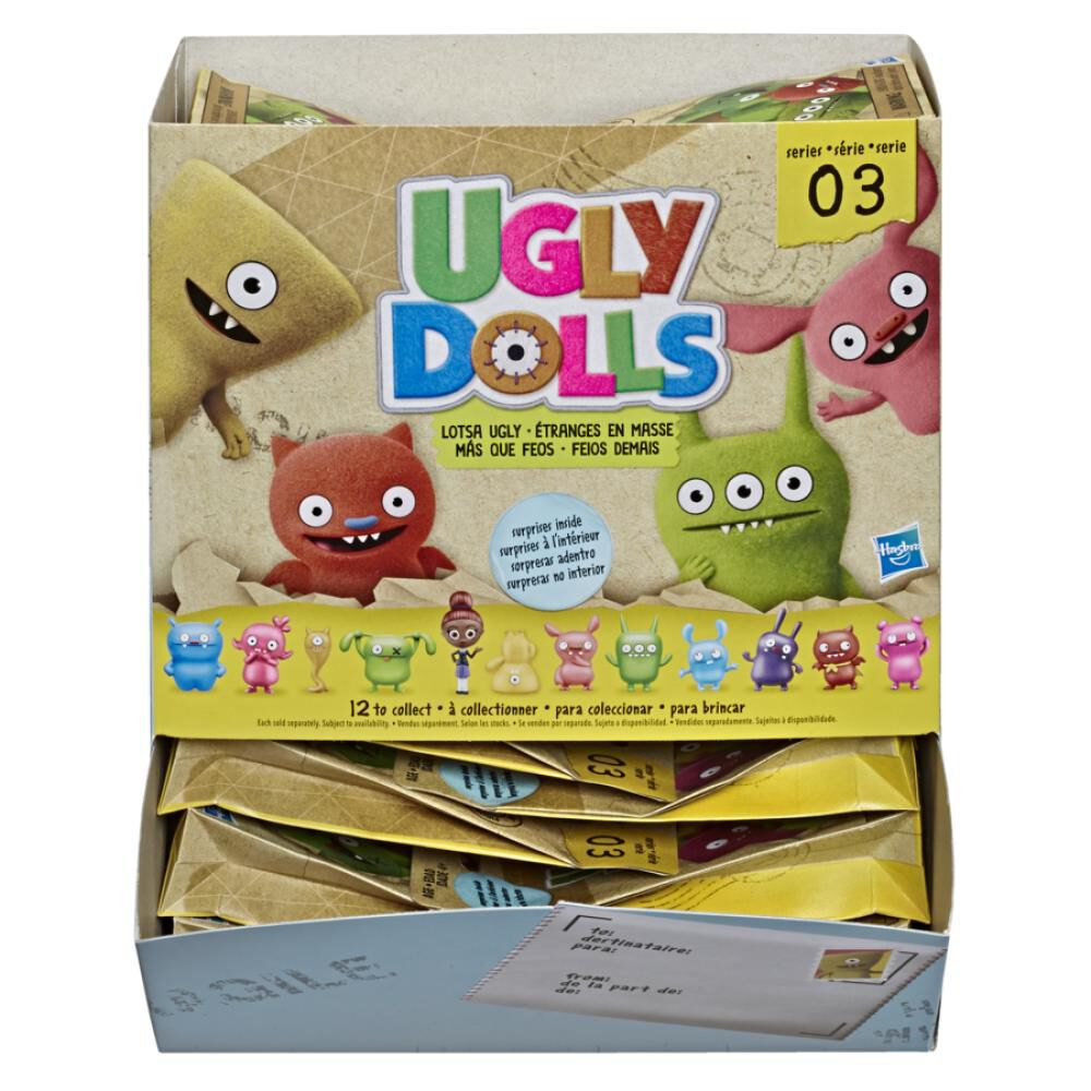 Peluches Uggly Dolls Blind Bags image number 1.0