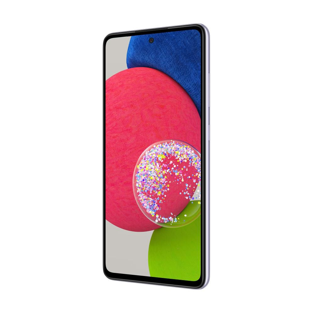 Smartphone Samsung Galaxy A52S Morado / 128 Gb / Liberado image number 4.0